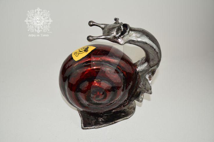 Snail-Ferrari004 by artistelestordus
