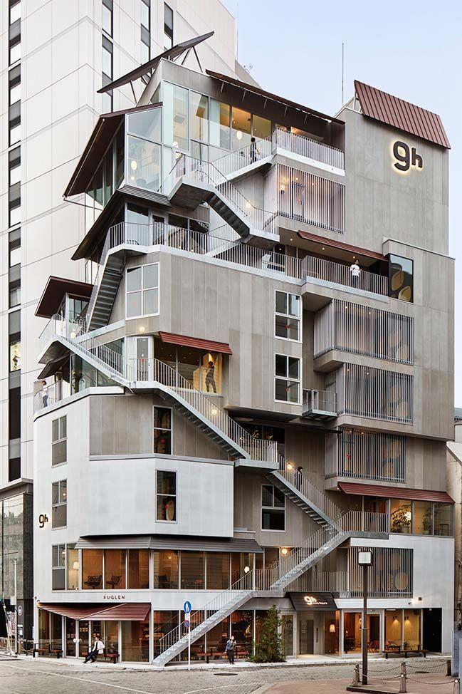 9h nove horas Asakusa por Akihisa HIRATA – # 9h #Akihisa #Asakusa #HIRATA #novo …   – My Architecture İdeas Blog