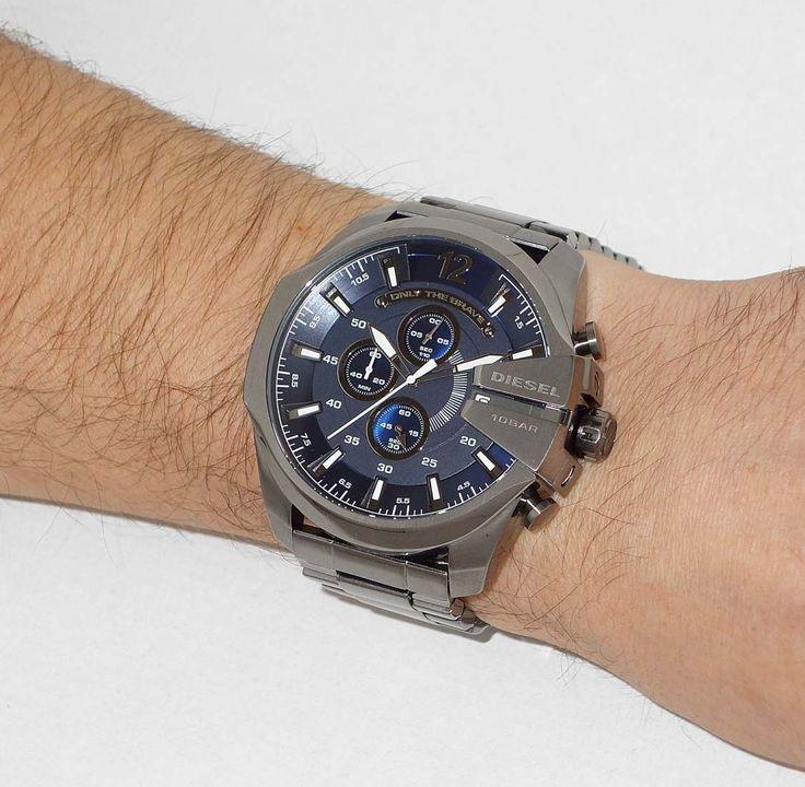 Watches menswear Analog Quartz wristwatch Pinterest Bracelets