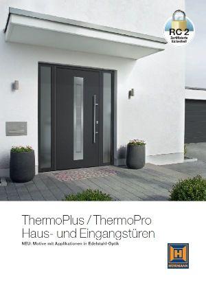 ThermoPlus / ThermoPro Haus- und Eingangstüren