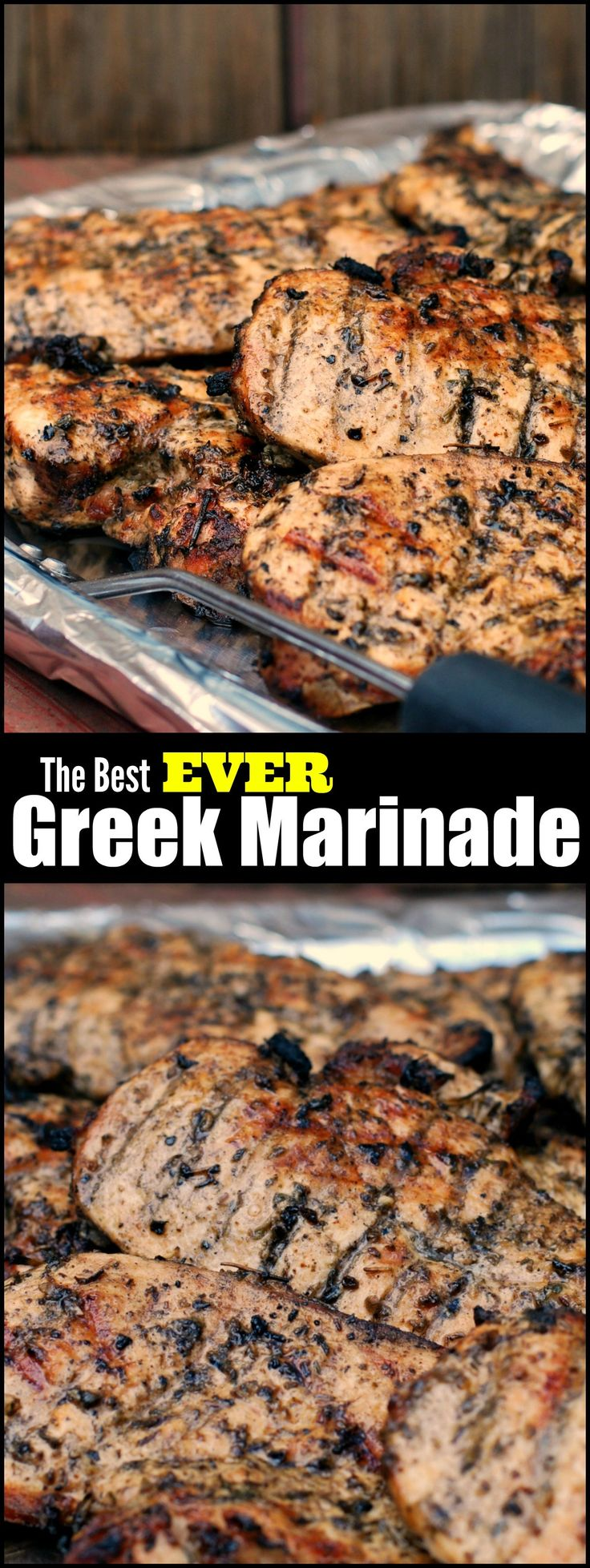 The Best Greek Marinade Aunt Bee's Recipes