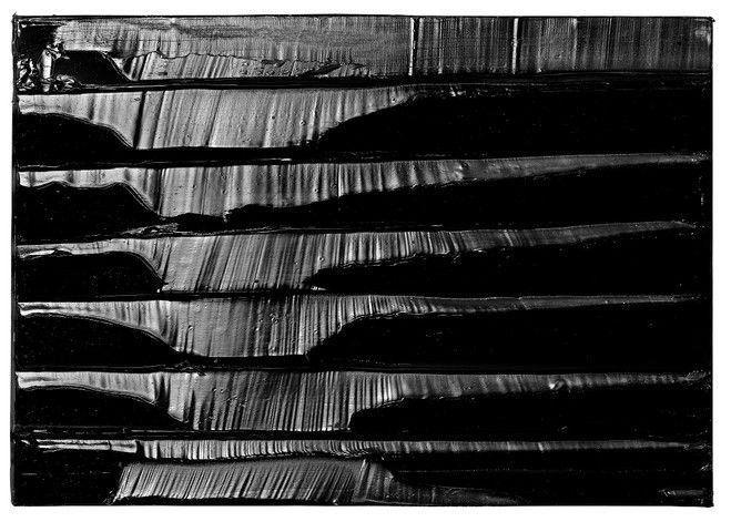 Soulages Peintures 2013 -2015