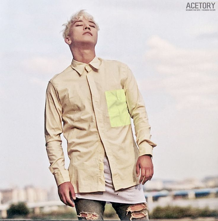 Seungri | BIGBANG - MADE Series 'E' Album