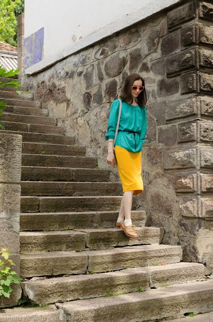#summer #colors #green #yellow