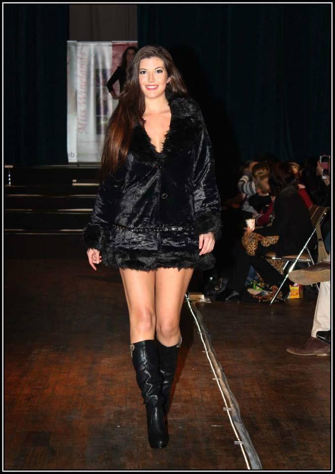 Black fur coat - R650 Red jumpsuit shorts - R380 Boots R420