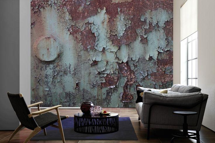 Tapeten im Wohnzimmer; Architects Paper Fototapete 470404