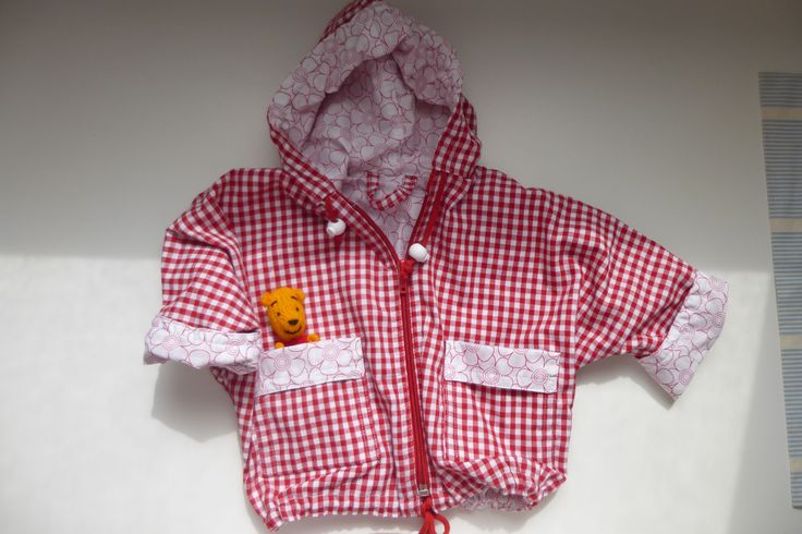 Daisy (Desi) jacket