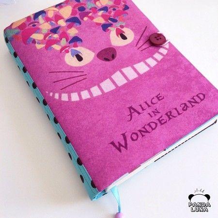 Capa para livro | O gato que ri - Panda Luna Store
