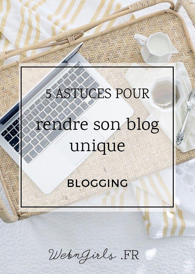 Votre blog est-il bien identifiable? Votre contenu est-il «spécial» aux yeux de vos lecteurs? Ces deux questions, il se peut que vous vous les soyez déjà posées. Votre blog est le fruit de vos goûts personnels, de vos centres d'intérêts et de votre personnalité. Avoir un joli blog, et du contenu, super! Mais c'est encore …