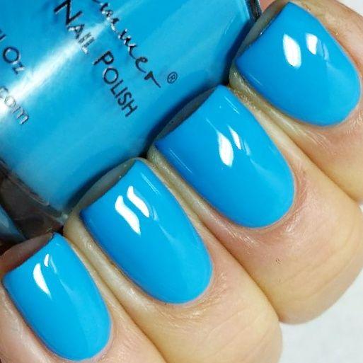Best 25+ Neon blue nails ideas on Pinterest | Bright ...