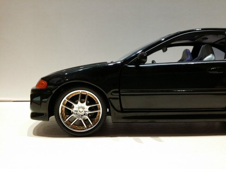 Ertl 1:18 Honda Civic Fast and Furious Modellauto (The Fast and The Furious) | eBay