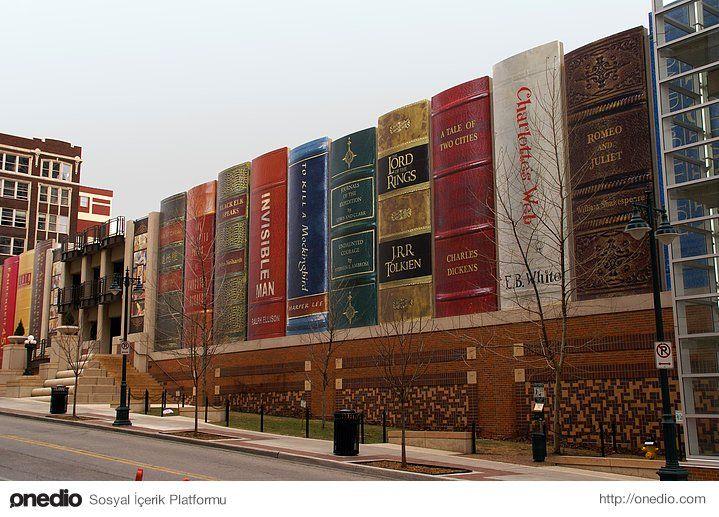 Kansas Şehir Kütüphanesi