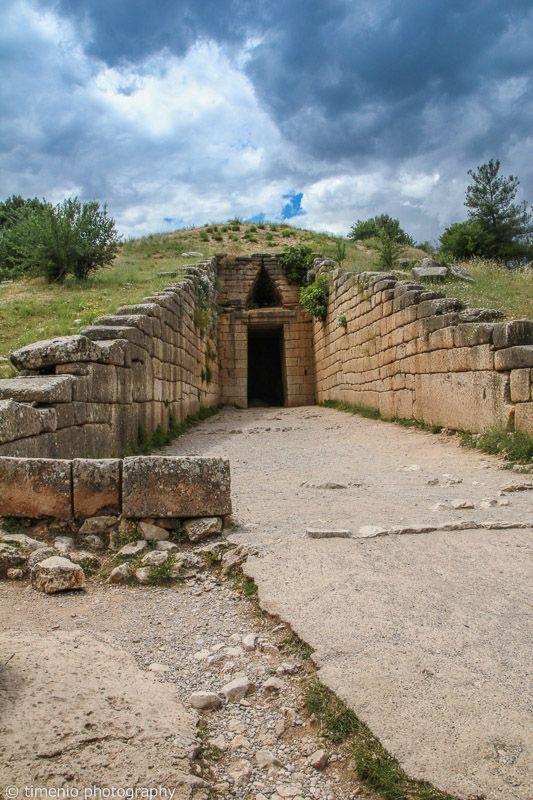 The Treasury of Atreus (timenio.info)
