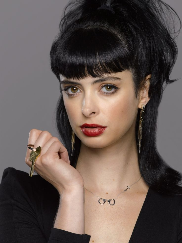 Krysten Ritter Favorite Things Height Weight Biography wiki & Body Measurements Krysten Ritter Born Name: Julia O'Hara Stiles. Krysten Ritter Nick Name