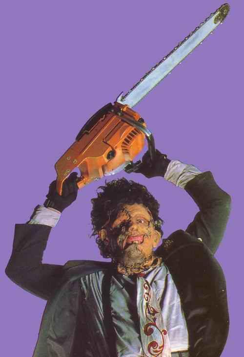 Movies Serial Killers n°4 - Gunnar Hansen as Leatherface (1974) - The Texas Chainsaw Massacre (Massacre à la tronçonneuse) de Tobe Hooper