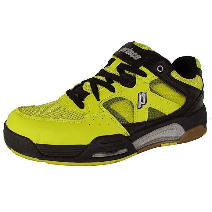 Shoes 62230: Prince Nfs Attack Men S Squash Shoe Size 10 Mens -> BUY IT NOW ONLY: $45 on eBay!