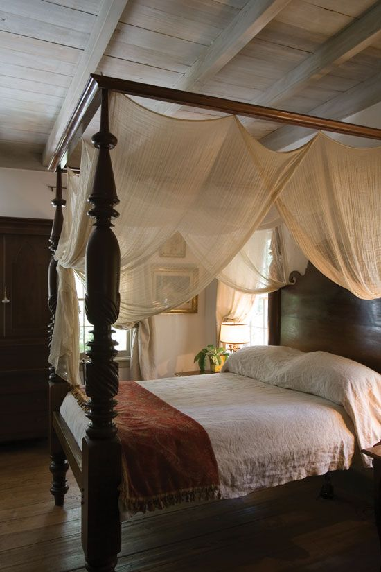 Bayou Beauty: A Mobile Cottage Home - Healthy Home. British Colonial BedroomBritish  ...