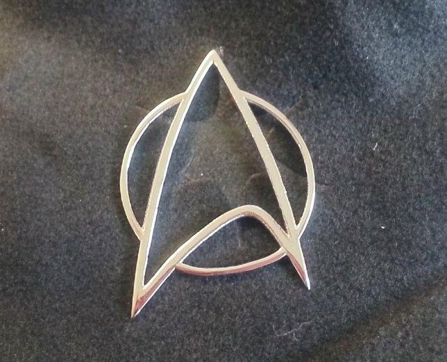 Star Trek pendant