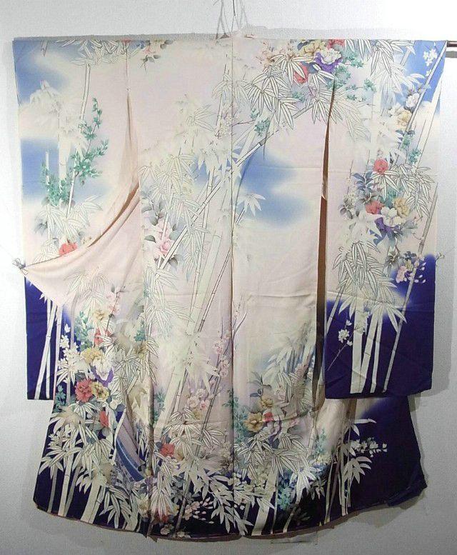 Fabric #309571 Kimono Flea Market ICHIROYA