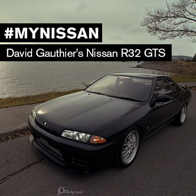 David Gauthier's Nissan R32 GTS