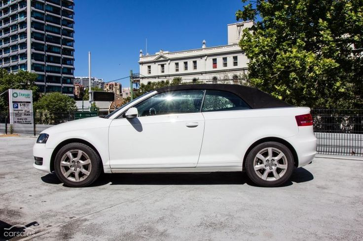 2011 Audi A3 TFSI Attraction Auto MY11