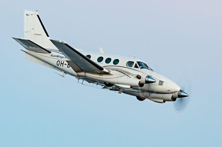 Beech C90 King Air | by arto häkkilä