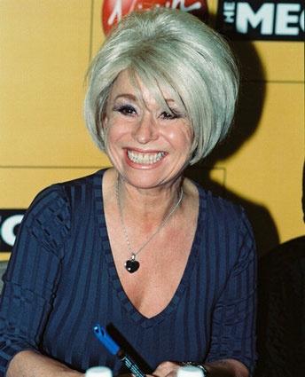 Barbara Windsor is a grand lady & easy on the eye: Eye