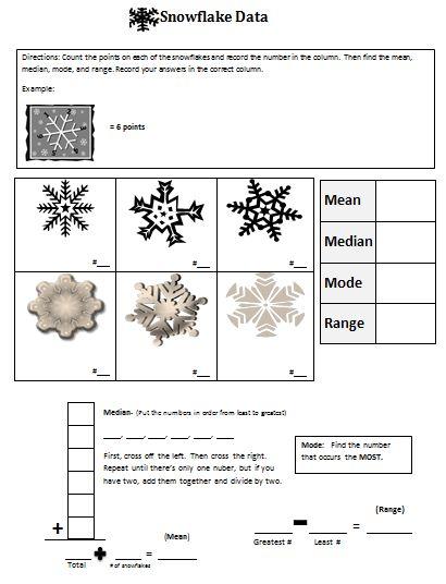 76 best Math: Mean, Median, Mode, & Range images on ...
