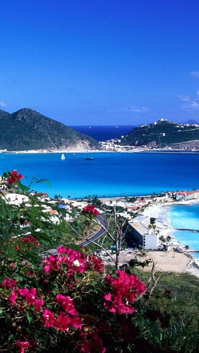 Philipsburg,  Saint Maarten, Caribbean--I've already been here, but I have no problem going back!