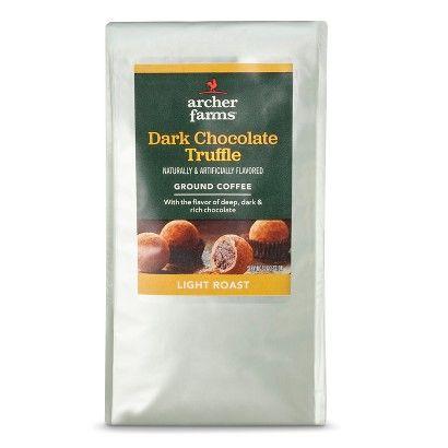 Archer Farms® Dark Chocolate Truffle Light Roast Ground Coffee 12 oz