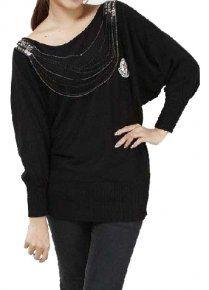 モンクレールレディースセーターファッションブラック