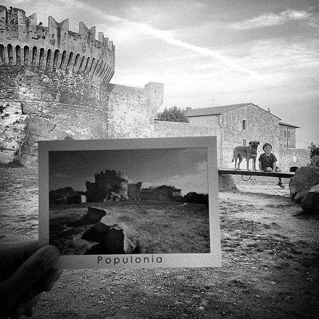 Postcard from #Populonia (Livorno/ Tuscany/ Italy)