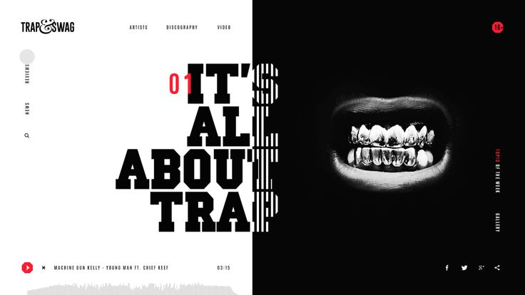 TRAP&SWAG on Behance