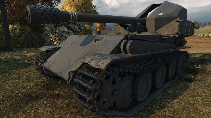 WoT G.W. Panther   3.100+ DMG   1 vs 4 - Redshire