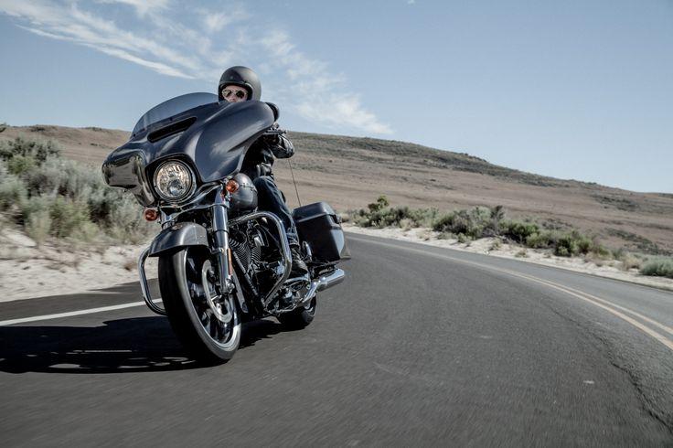 Harley-Davidson Touring Ride 'Discover More' 2014 | Solomoto