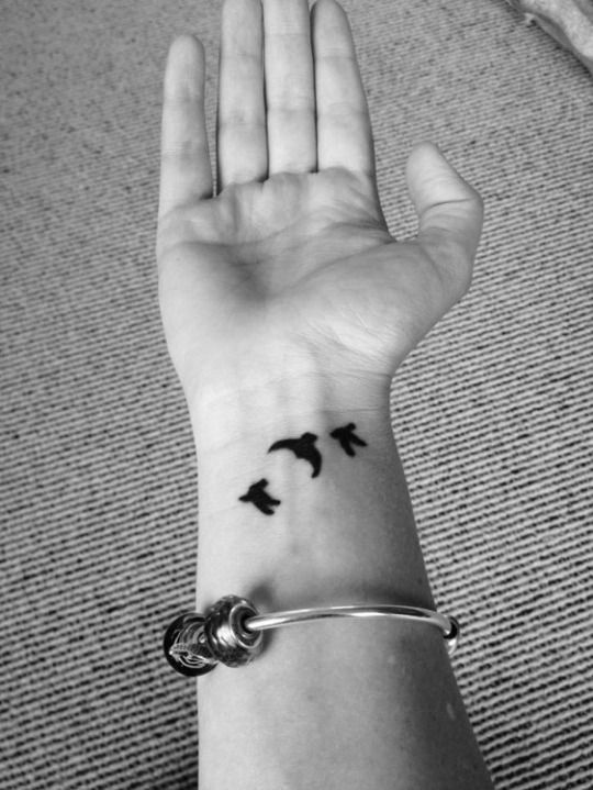 36 Tattoos That Give Us Hope For Mental Health Recovery