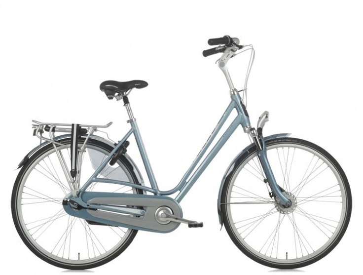 Batavus Fuego 7 Blue -  #Bikes from #Bicykle - get more on www.bicykle.com.pl