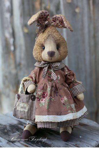 http://svetlana-bezovchuk.jimdo.com/зайцы-rabbits/ SHOP by  Svetlana Bezovchuk.