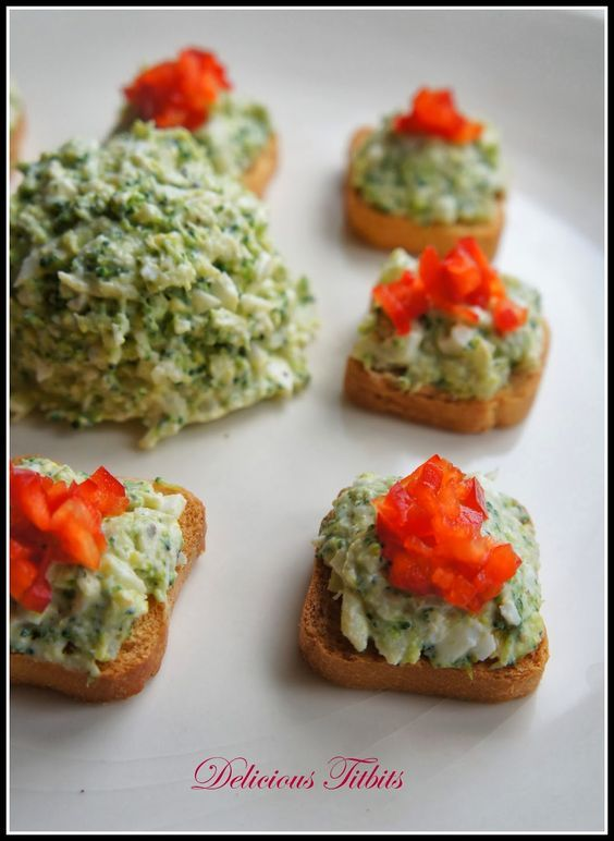 Delicious Titbits: Pasta brokułowa
