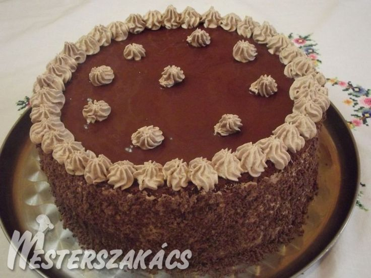 Csupacsoki-torta recept