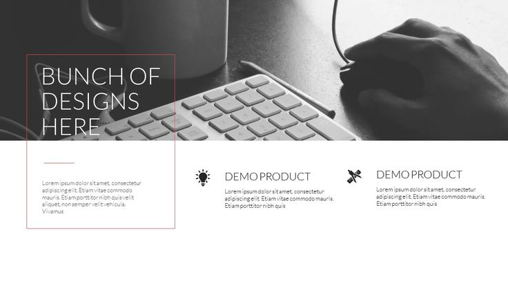 Powergraph Clean Powerpoint Template by Comodensis | GraphicRiver