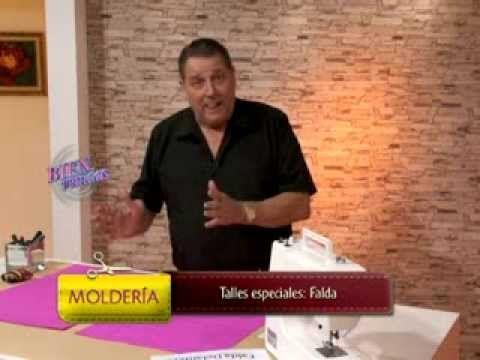 Hermenegildo Zampar - Bienvenidas TV - Explica en una falda talles espec...