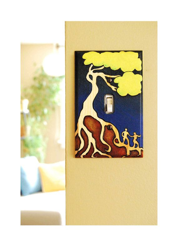 25 best Light Switch/Outlet Covers By Jodi Mayne images on Pinterest ...
