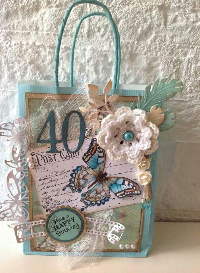 Cute gift bag