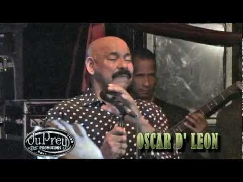 Oscar D' Leon - Sigue Tu Camino {Live}