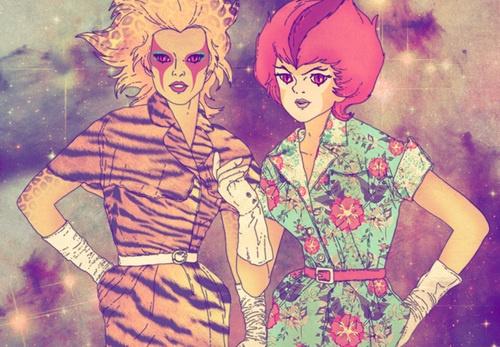 Fashionable Thundercats <3