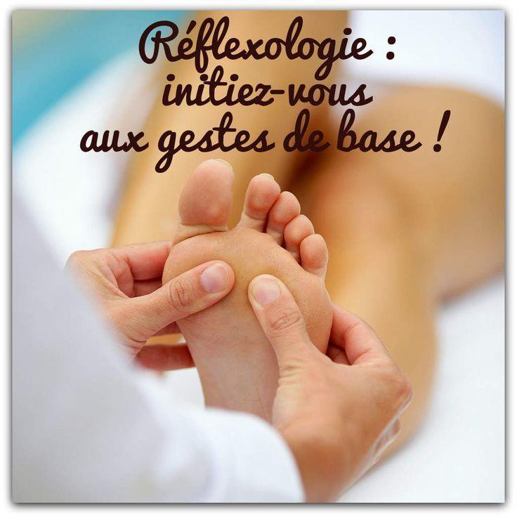 Réflexologie : initiez-vous aux gestes de base ! - Le site de Maître Zen::