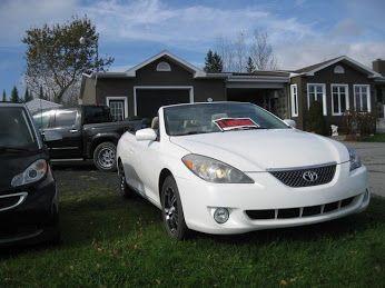 Toyota Solara CONVERTIBLE SOYEZ PRET POUR ETE - $9900 in Quebec, Quebec  http://cacarlist.com/toyota/toyota-solara-convertible-soyez-pret-pour-ete_79526-80415.html