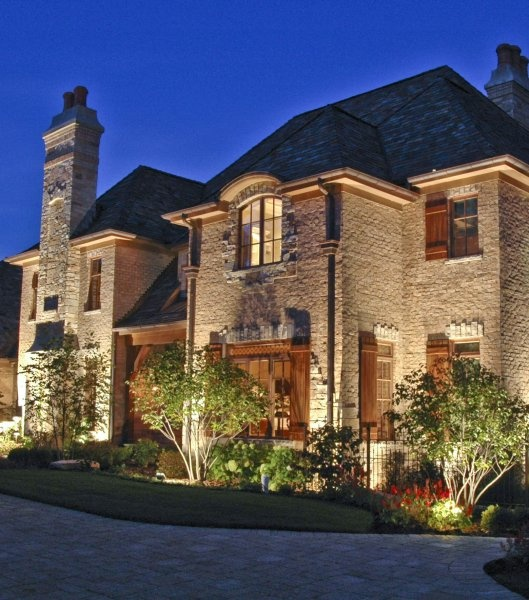 18 Best House Ground Lighting Images On Pinterest Accent Lighting Exterior Lighting And