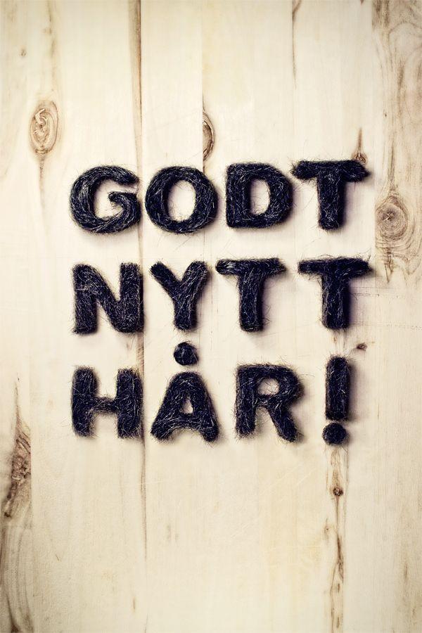 Happy New... Norwegian HNY on Behance